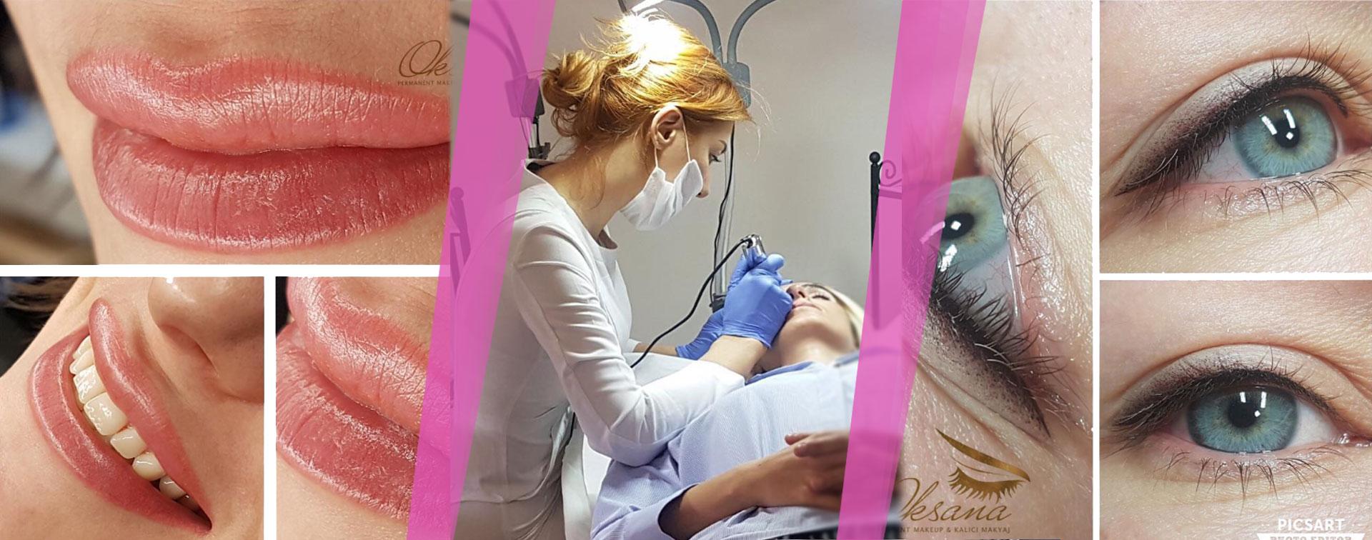 Oksana PMU - Kalıcı Makyaj